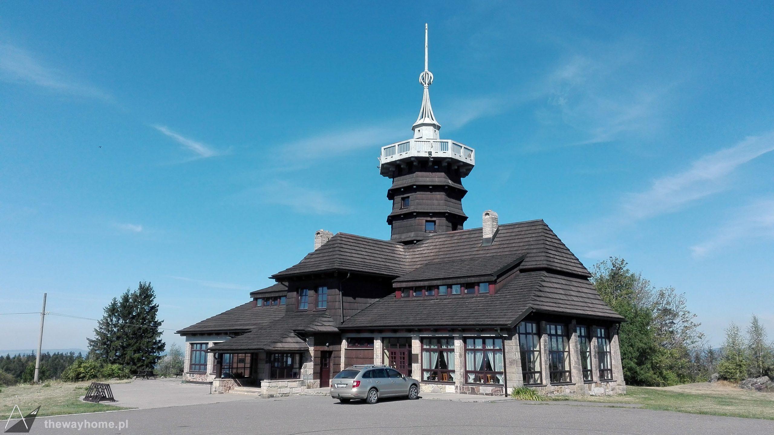 Jiraskova Chata