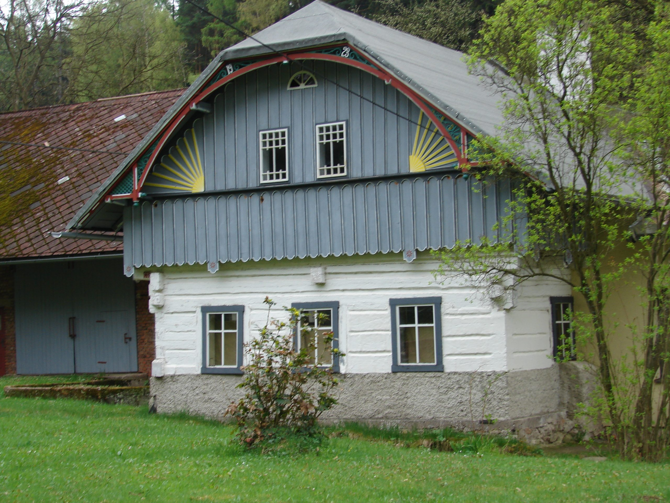 Folk architecture (Czech Republic)